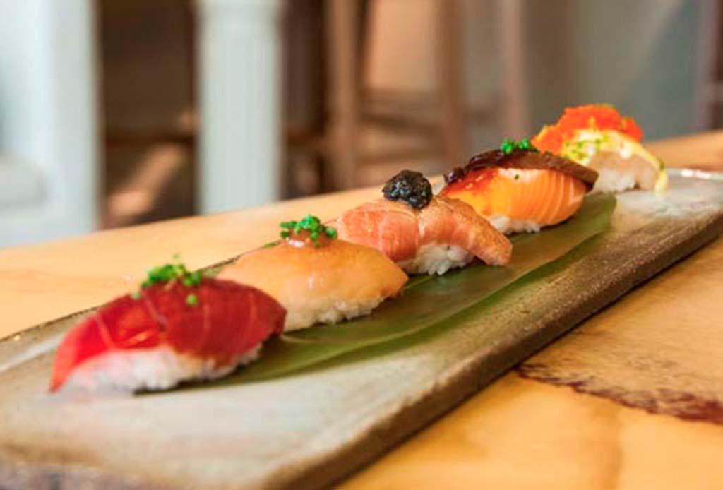 Los mejores nigiris de la CDMX - suntoru-sushi