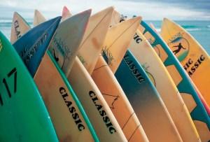 Los surf camps que nadie se puede perder