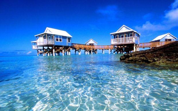 ¿Eres amante de la naturaleza? Tienes que visitar estos 6 países - bermudas-destinos-1024x640