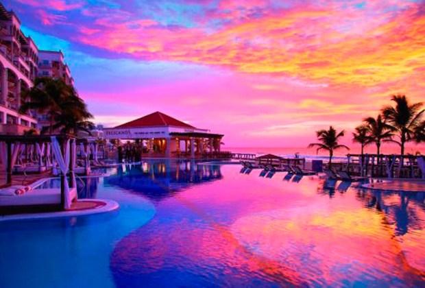 Estos 9 destinos son ideales para pasar navidad - cancun-1024x694