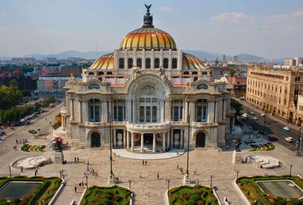 6 Hoteles Para Hospedarte En El Centro Hist Rico De La Cdmx