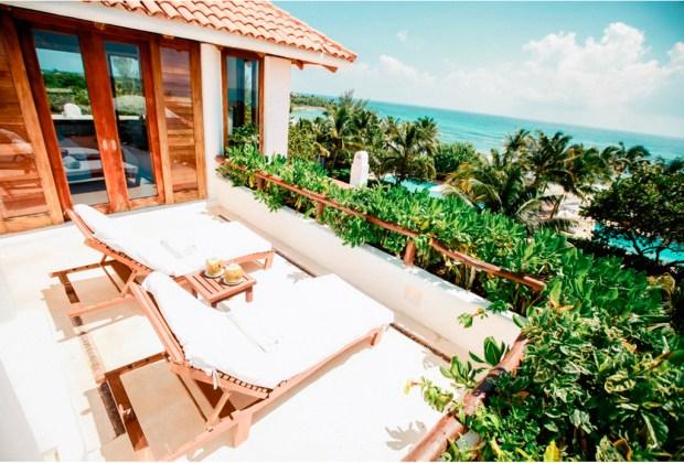 8 exclusivos hoteles minimalistas en México para tu próxima vacación - hotel-esencia-minimalista-1024x694