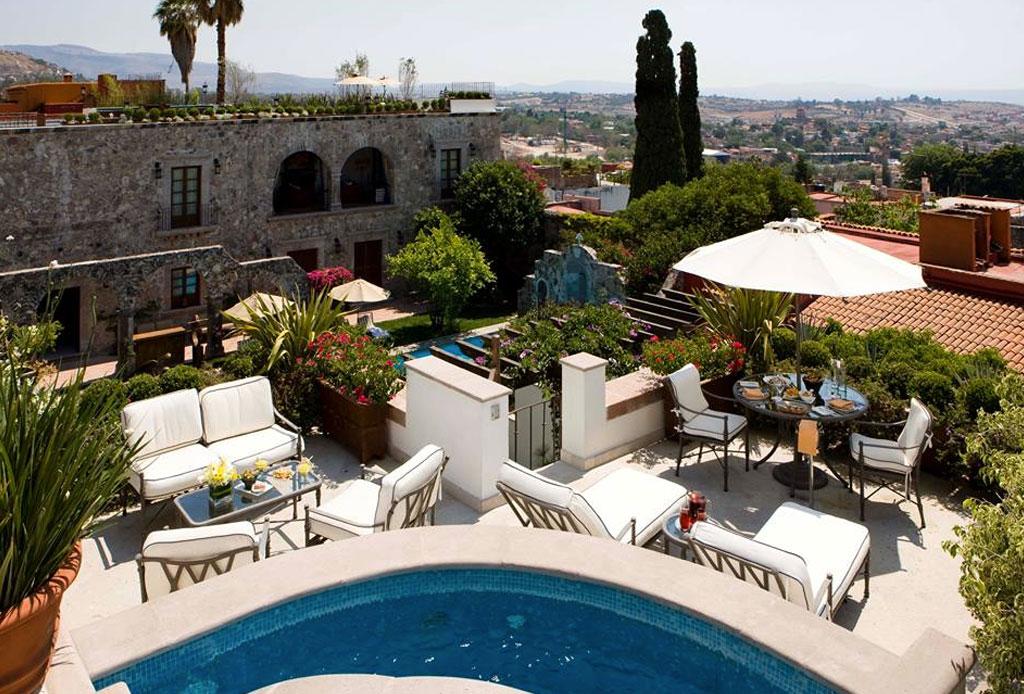 Los 7 hoteles más exclusivos de San Miguel de Allende - hotel-san-miguel-belmond