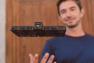 ¡Toma selfies aéreas con esta nueva cámara!