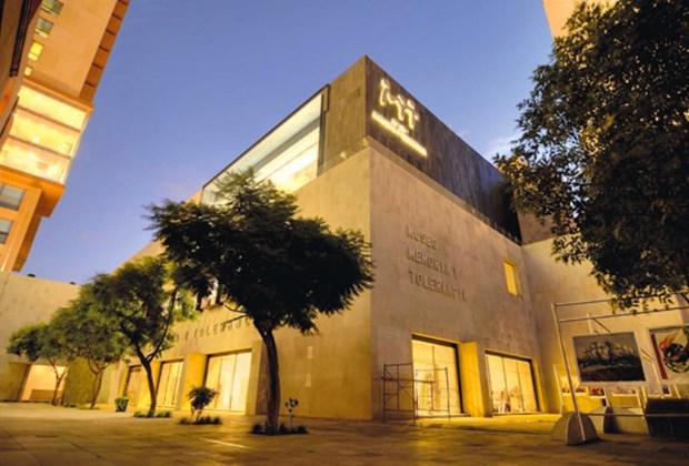 10 razones para visitar el Museo de Memoria y Tolerancia si aún no lo has hecho - memoriaytolerancia-1024x694