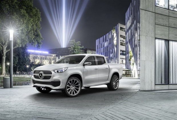 En 2017 llegará la pickup X Class de Mercedes-Benz - mercedes-benz-pick-up-2-1024x694