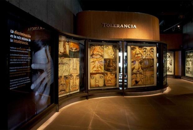 10 razones para visitar el Museo de Memoria y Tolerancia si aún no lo has hecho - museo-tolerancia-1024x694