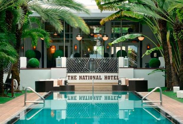 8 hoteles para hospedarte durante el Art Basel Miami 2016 - national-hotel-1024x694