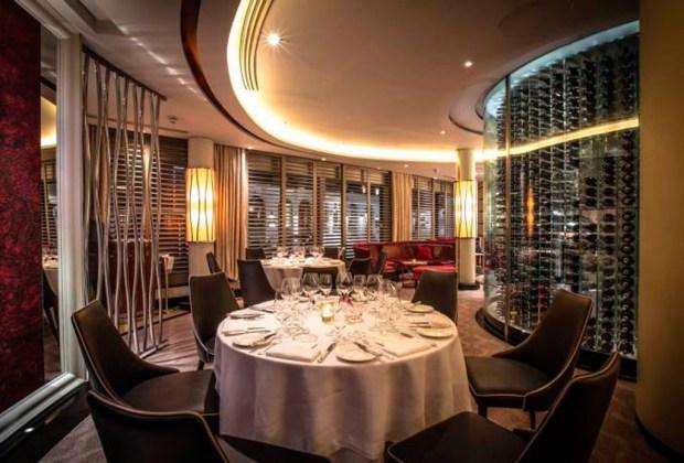 8 restaurantes de Gordon Ramsay que vale la pena visitar - petrus-1024x694