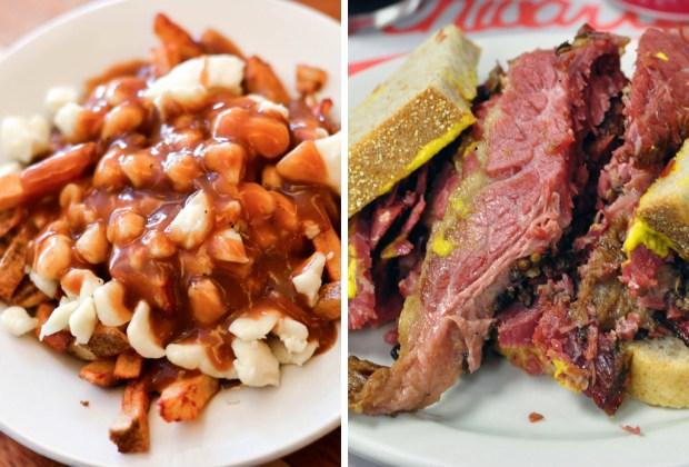 12 datos que probablemente no sabías de Montreal - poutine-smoked-beef-montreal-1024x694