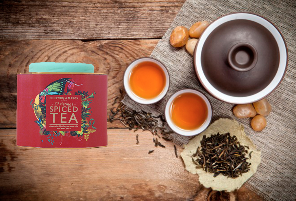 5 reconfortantes infusiones para esta temporada de frío - spiced-tea-2