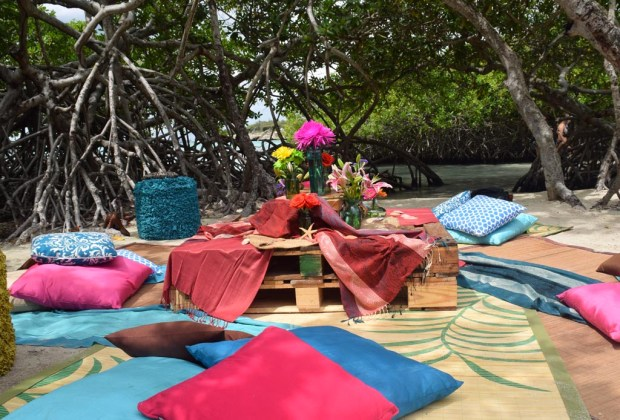 10 razones para ir a Aruba con tu pareja lo más pronto posible - aruba-picnic-1024x694