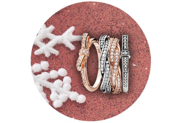 5 combinaciones de anillos para usar este diciembre - elegante-1024x694