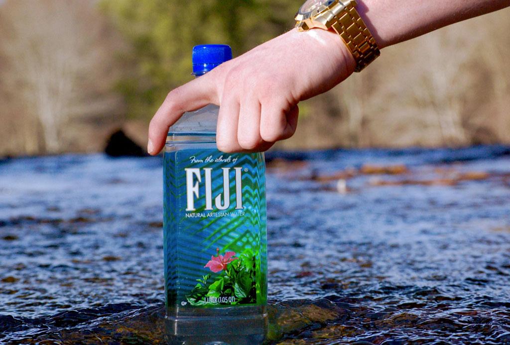 5 cosas que no sabías de la exclusiva agua FIJI