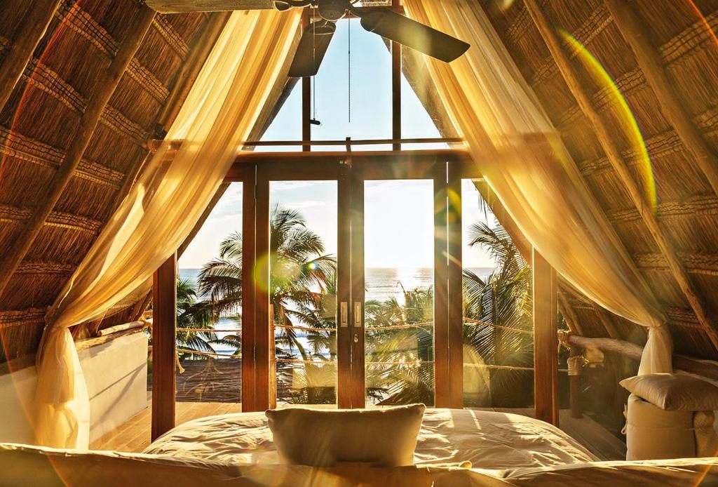 Los 10 hoteles más románticos de todo México - la-valise-tulum