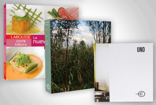 5 datos que debes saber del chef Enrique Olvera - libros-enrique-olvera-1024x694