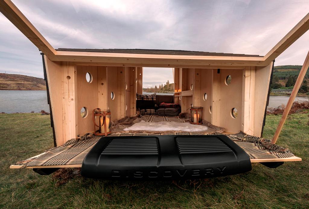Tu mejor aliado para acampar: Land Rover - lr-1