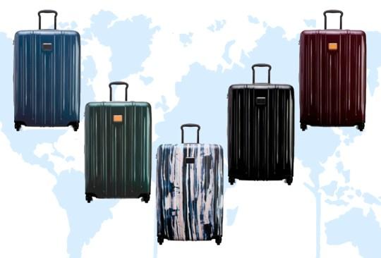 6 maletas para viajar siempre LIGERO - maletas-tumi-300x203