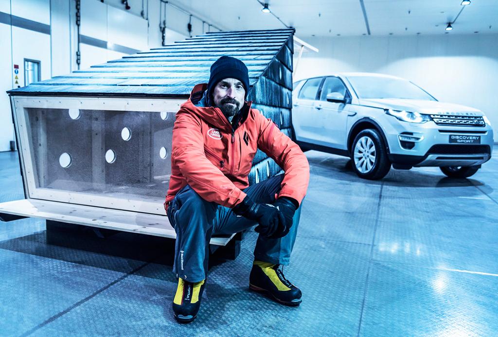 Tu mejor aliado para acampar: Land Rover