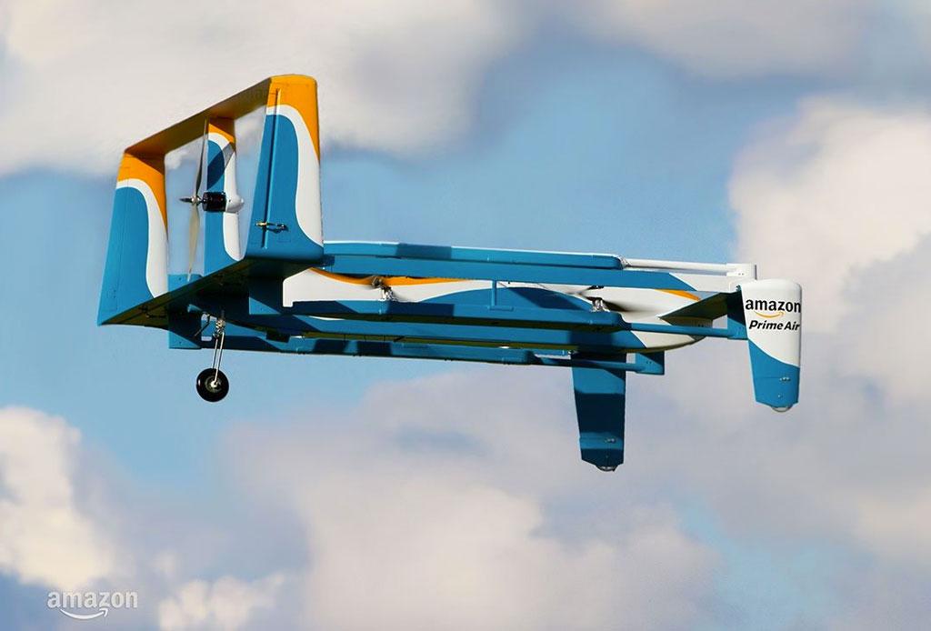Amazon ahora enviará paquetes en ¡drones! - prime-air-1