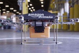 Amazon ahora enviará paquetes en ¡drones!
