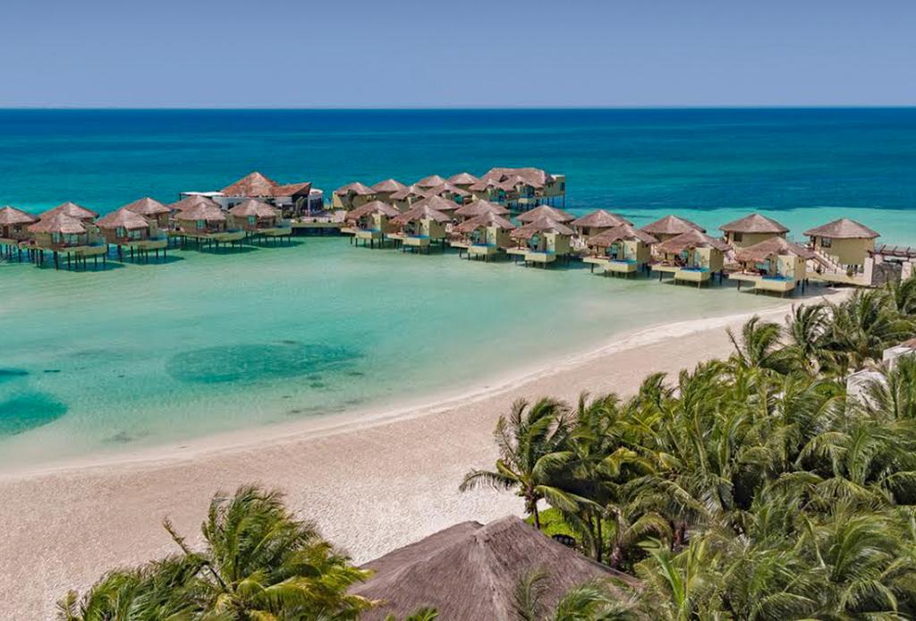 llega el primer concepto de hotel sobre el mar a m xico