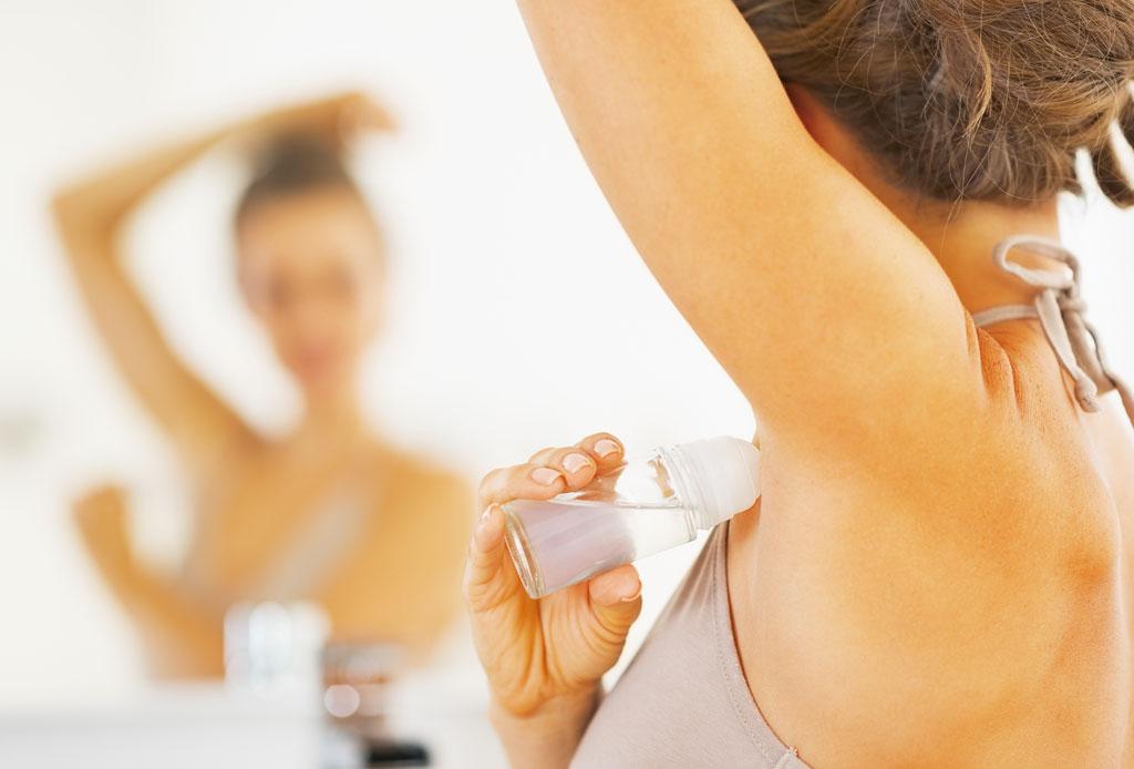¡Adiós antitranspirante! Prepara un desodorante natural con esta receta - desodorante-2