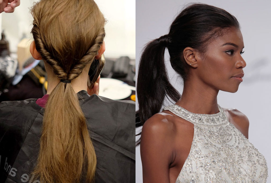 ¿Te casas este año? Estas son las 5 tendencias para peinados para novia - peinado-para-novia-2017