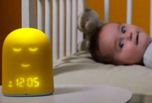5 gadgets que ayudarán a dormir a los niños