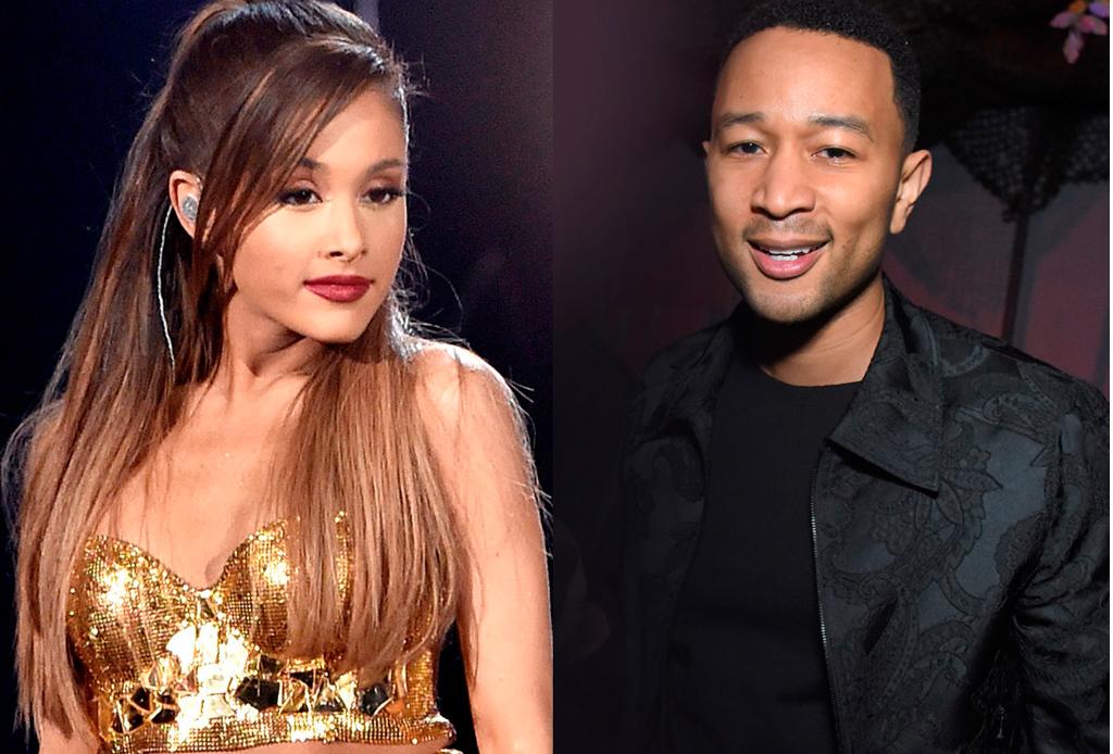 ¡Ariana Grande y John Legend harán dueto para el tema principal de «La Bella y la Bestia»!