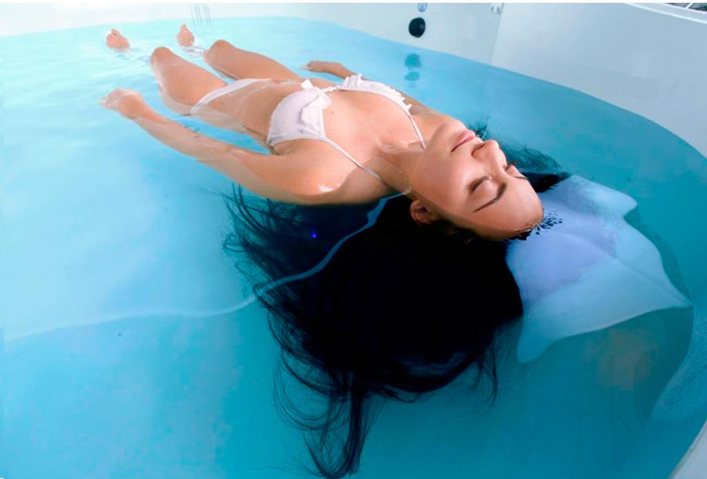 ¡El St. Regis Punta Mita ya tiene terapia de flotación!