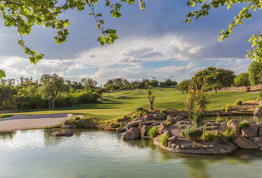 Los campos de golf más impresionantes de México - ventanas