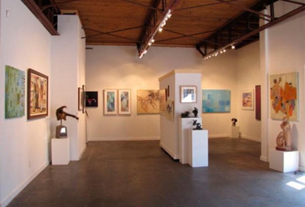 Descubre las mejores galerías de arte de Houston - arch-1024x694