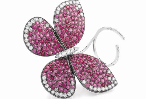 ¡Anillos de alta joyería que se mueven como mariposas! - brasse-papillon-berger-1024x694
