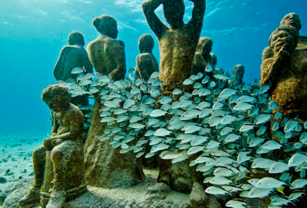Recorre México como nunca antes: bajo el mar - buceo-playa-2