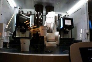 ¡Ahora un robot preparará tu café!