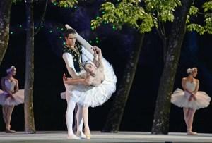 «El Lago de los Cisnes» por primera vez en el Palacio de Bellas Artes