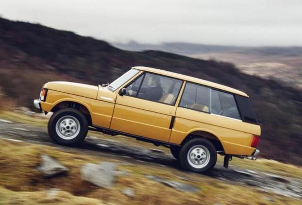 ¿Una Land Rover vintage? La camioneta regresa a su diseño de 1970 - land-rover-1970-1024x694
