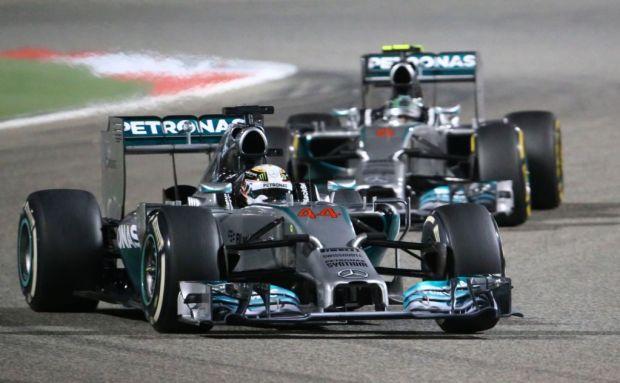 Los pilotos que estarán presentes en las escuderías de la F1 en el 2017 - mercedes-1024x632