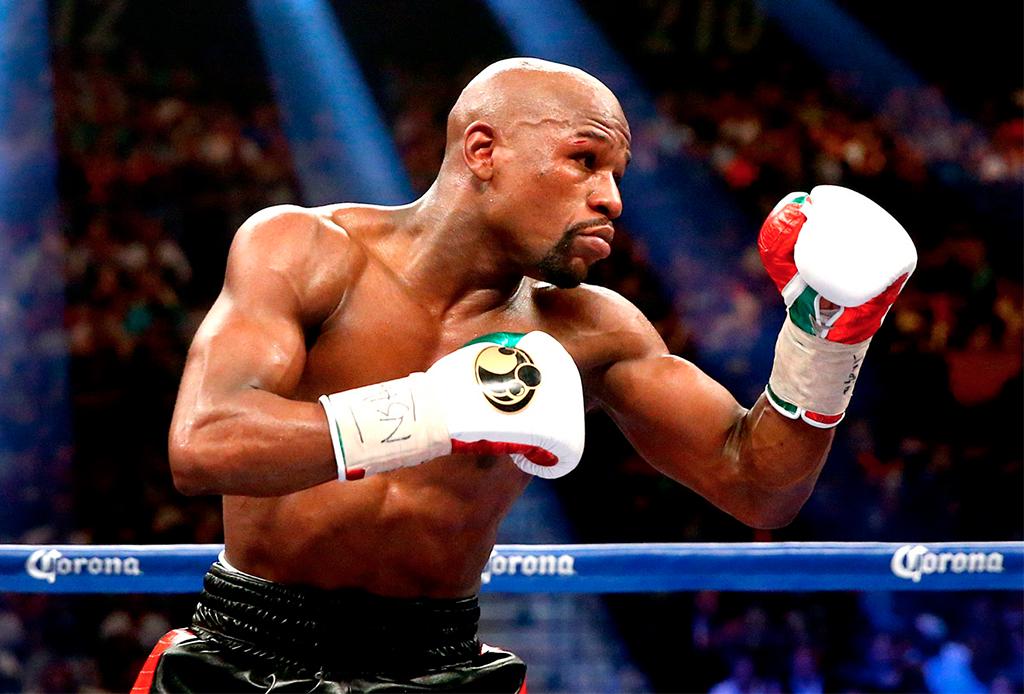 Los knockouts de Mayweather Jr. que lo han hecho leyenda
