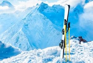9 destinos para esquiar que vale la pena visitar por lo menos una vez en la vida