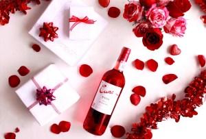 Vinos rosados ideales para brindar este 14 de febrero