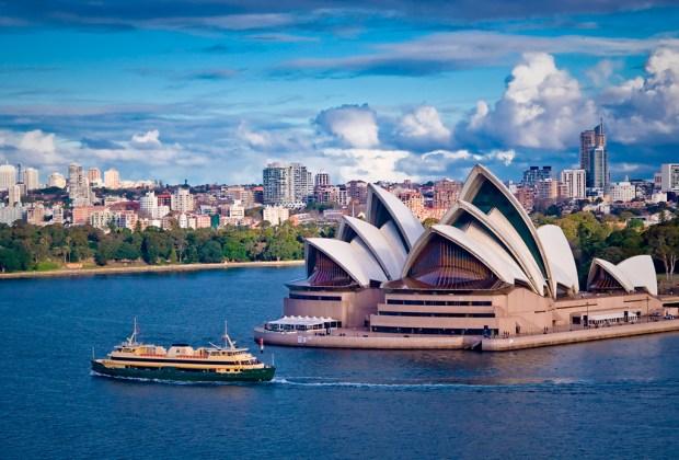 Los países más felices del 2017, según la ONU - australia-1024x694