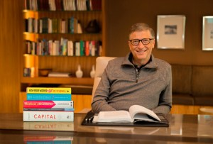 Los libros que Bill Gates cree que todo mundo debería leer