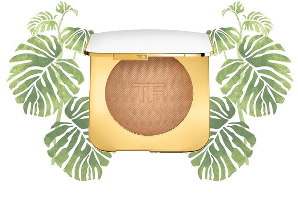 El maquillaje de Tom Ford que necesitas esta temporada - bronzer-tf