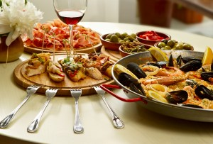 Restaurantes de cada región de España en la CDMX
