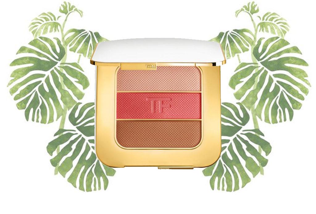 El maquillaje de Tom Ford que necesitas esta temporada - contouring-tf
