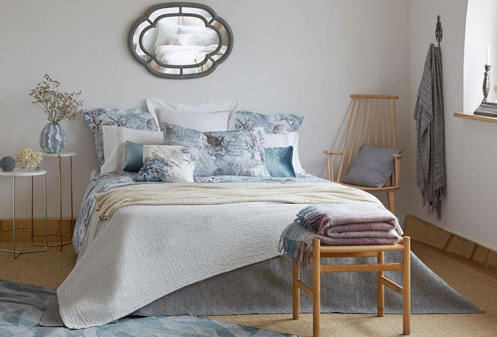 ¿Qué cambios hacer en la decoración de tu habitación cuando hace calor? - decoracion-habitacion-2