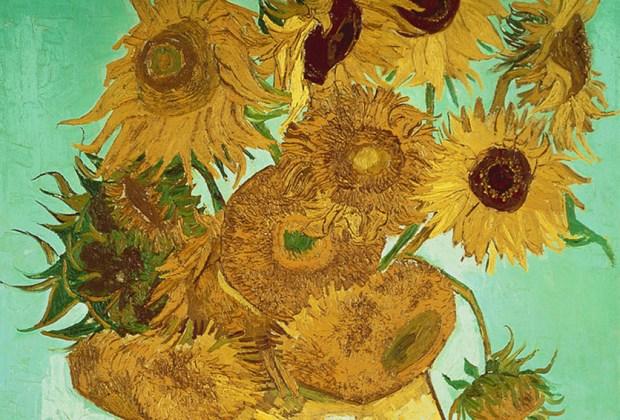 Las obras de arte más caras de Vincent Van Gogh - florero-1024x694