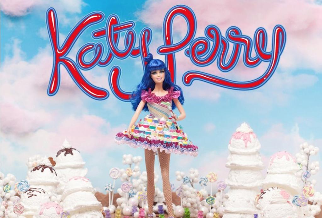 Celebridades que fueron convertidas a muñecas Barbie - katy-perry